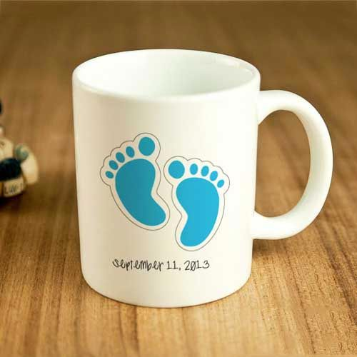 Little Feet Mug
