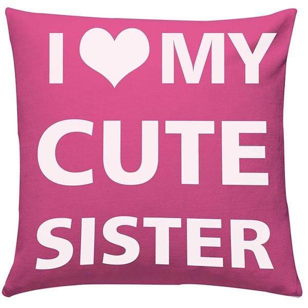 I Love My Cute Sister