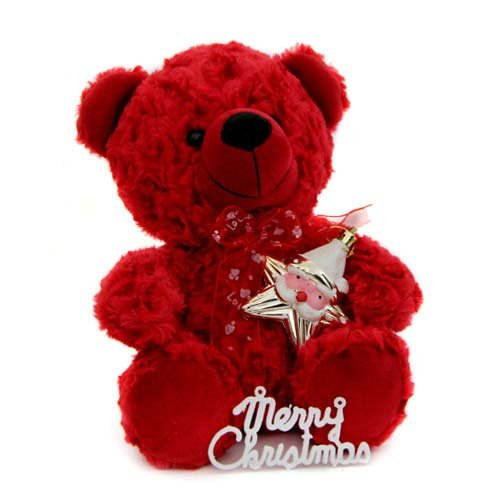 Teddy For Christmas