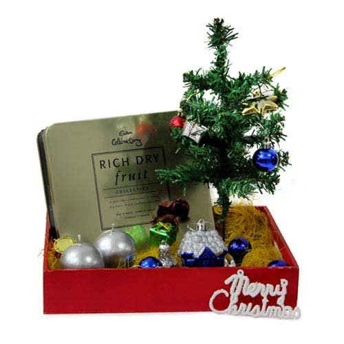 Chocolates N Christmas Tree