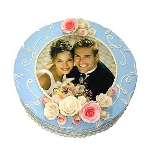 2kg Photo Cake
