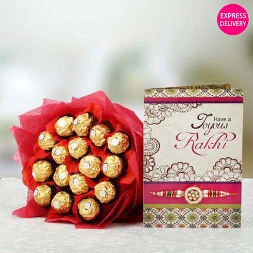 Ferrero Bouquet For Bro