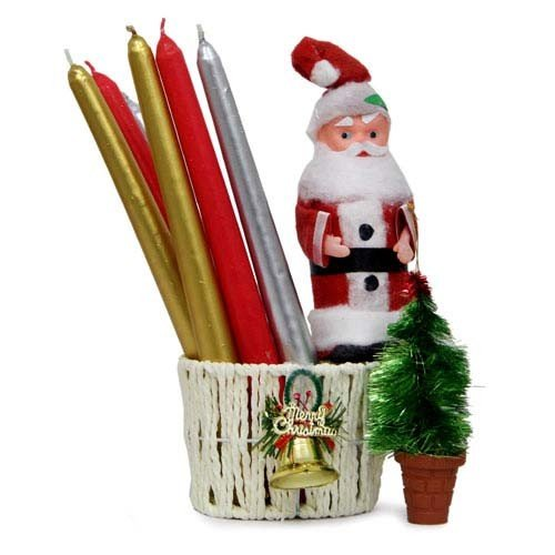Candles N Santa