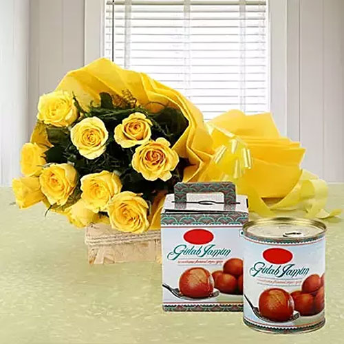 Roses N Gulab Jamun