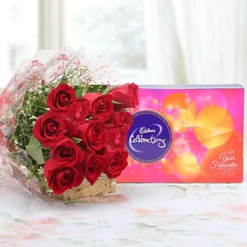 Roses & Celebration