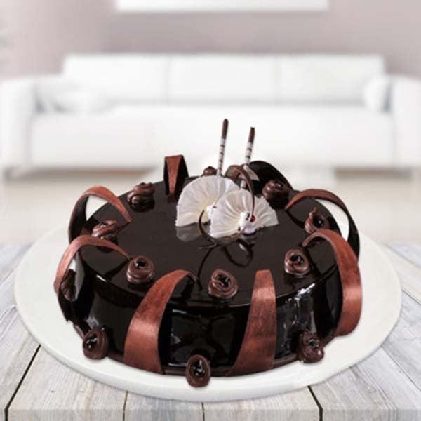 Half kg Swirl Cake