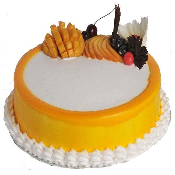 Truly Mango Delight Cake 1 kg