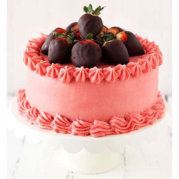 Strawberry Delight Cake 1 kg