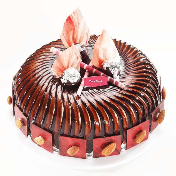 1 KG Chocolaty Thrill CAKE
