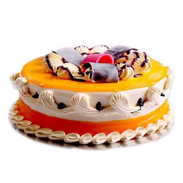 Half kg Tropical Mango Delusion Cake