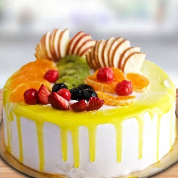 Delightful Fruit Cake