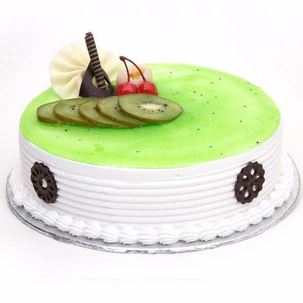 Kiwi Melange Cake