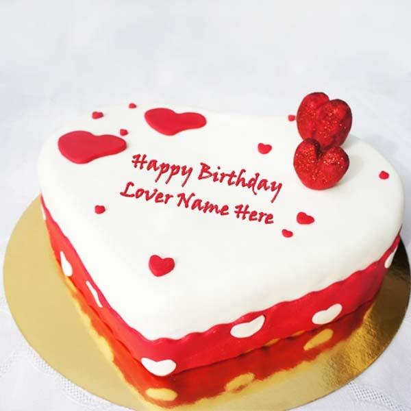 Hearshape Red velvet cake 1 kg