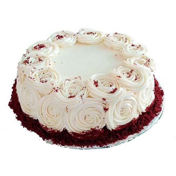 Roses Red Velvet Cake 1 kg