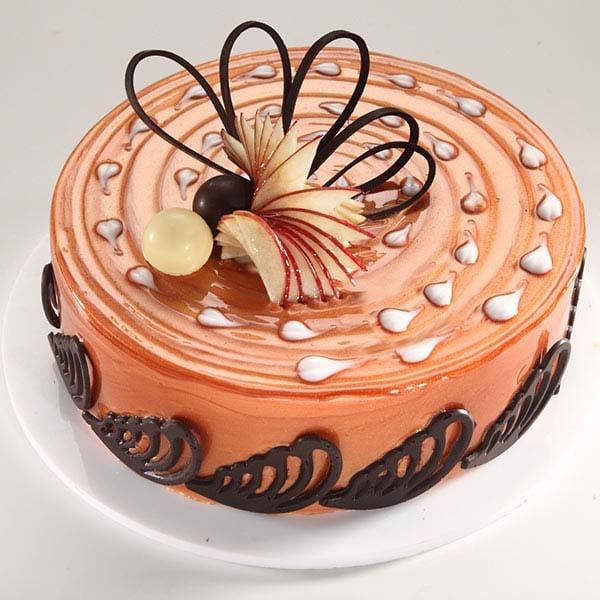 Amazing Coffee-Chocolate Cake 1 kg