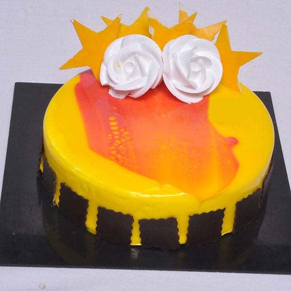The Sunrise Cake Vanilla Flavour 1 kg