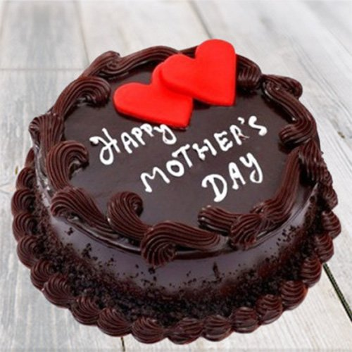 Mom Day Chocolate cake Half kg
