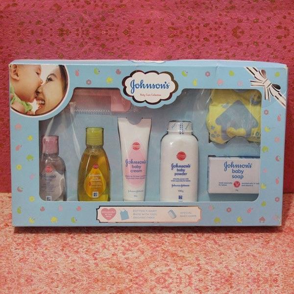 Johnson''s Baby Kit