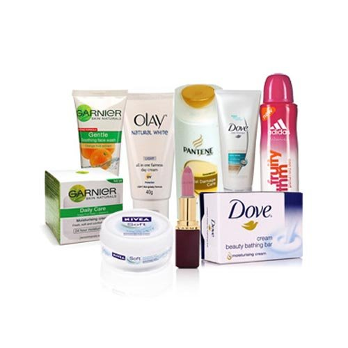Pampering Cosmetics Hamper