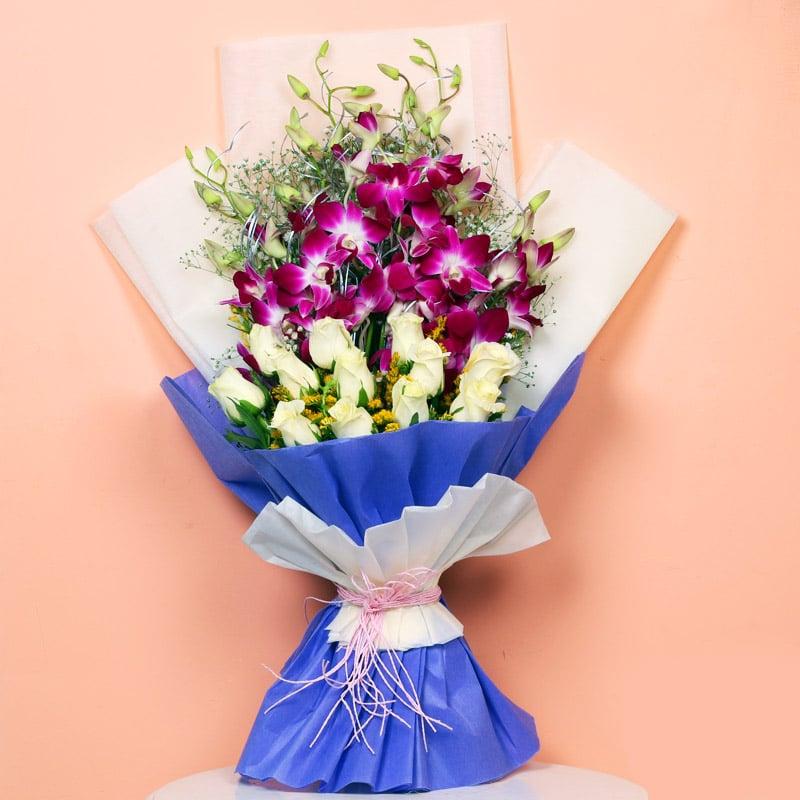 Assorted Flower Bundle
