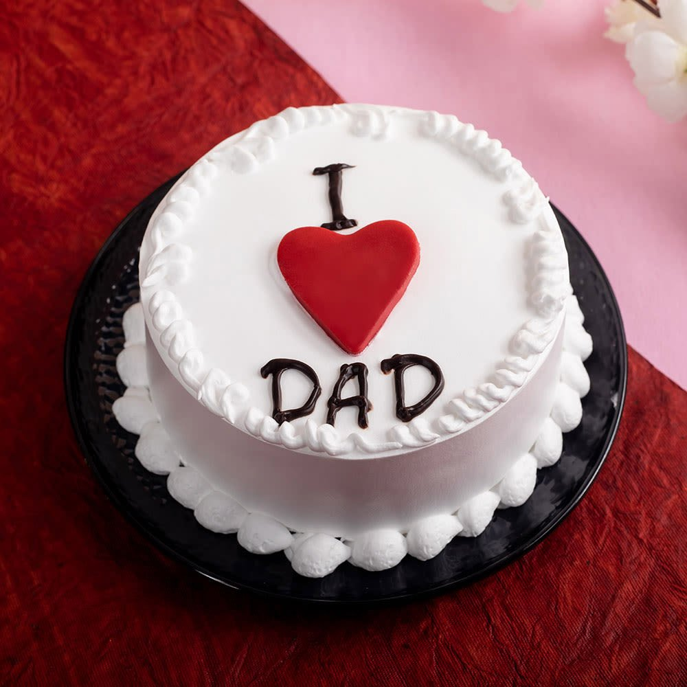 Dad Love Tasty Cake