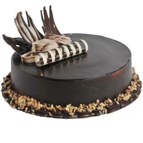Choco Walnut Cake 1 Kg