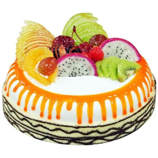 Tropical Fruit Cake 1 Kg