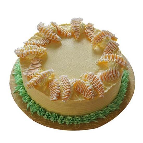 Plush Orange Cake 1 KG