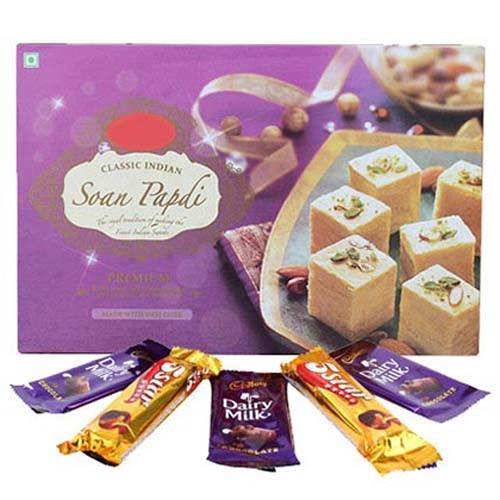 Soan Papdi & Chocolates