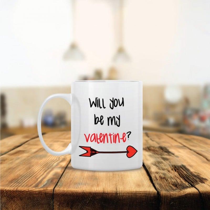 Be My Valentine's Mug