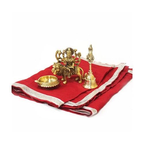 Durga Mata Idol N Chunri