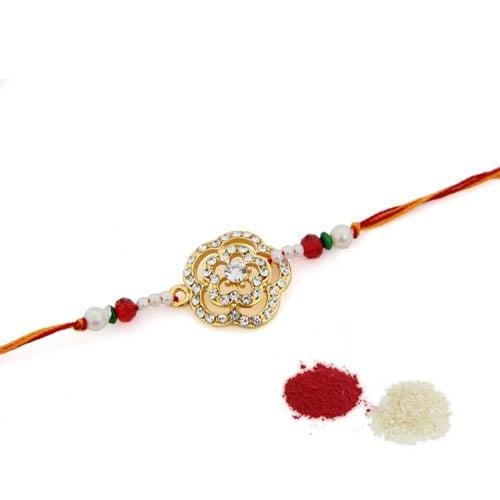Diamond Style Rakhi