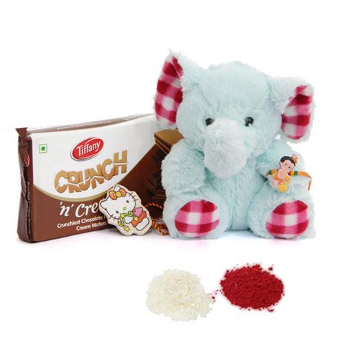 Crunchy N Teddy Gift