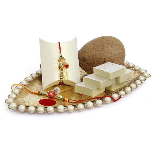 Special Rakhi Tray