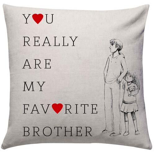Favourite Brother Cushions