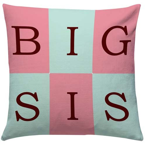 Big Sis Cushion