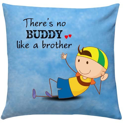 My Bro My Buddy Cushion