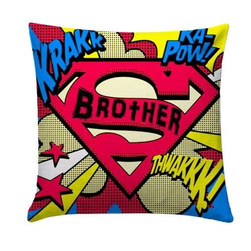 Superman Brother Cushion