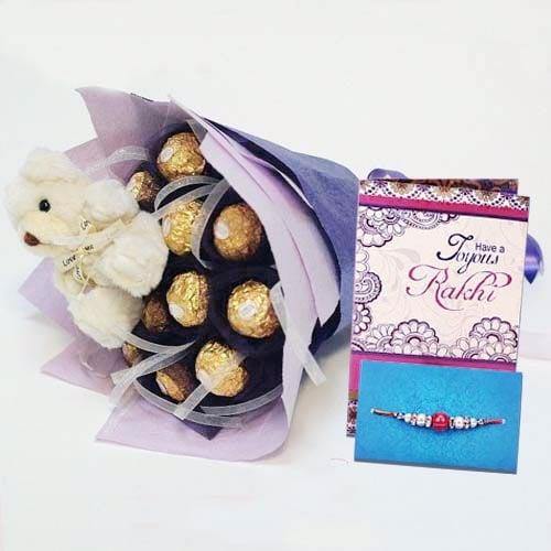 Rakhi Cute Choco Love