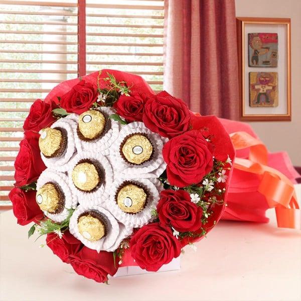 Chocolicious Flower
