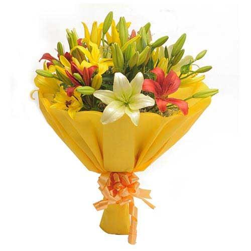 Colours Of Love - Bouquet