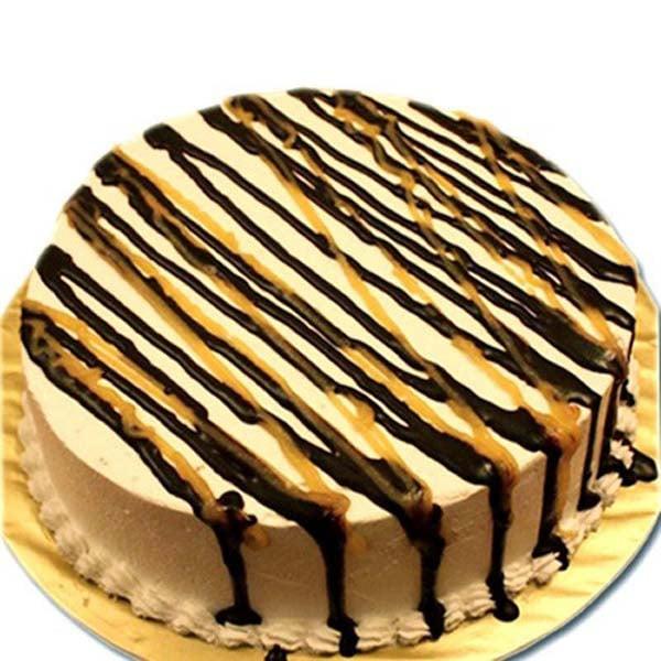 1/2 Kg Butterscotch Cake