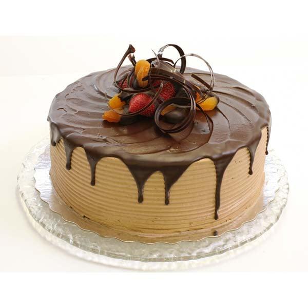 Choco Drill Cake