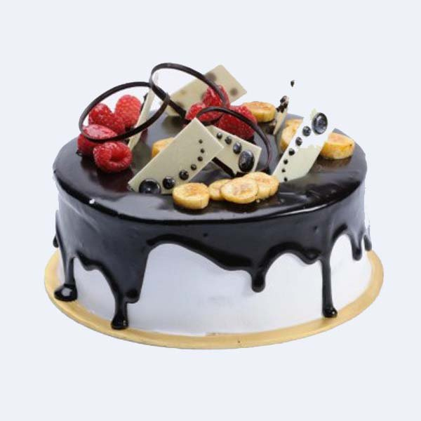 Fruit Forest Cake