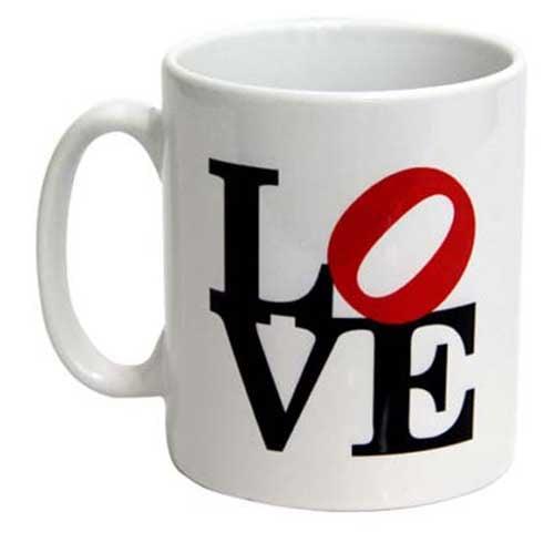 Lovable mug