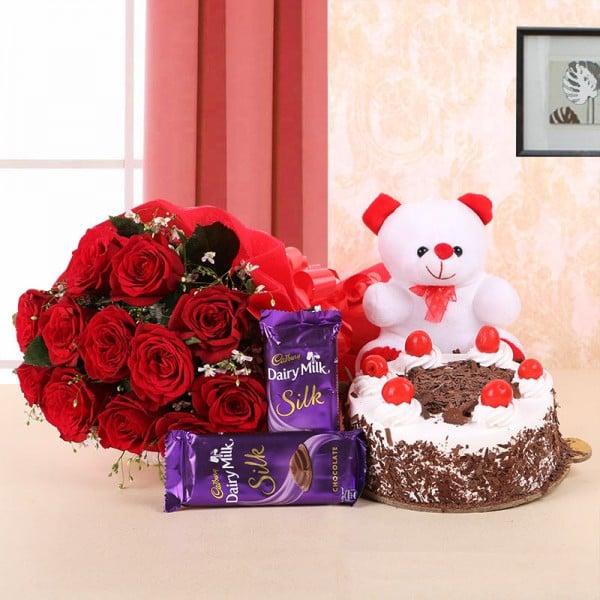 Bouquet of Surprise