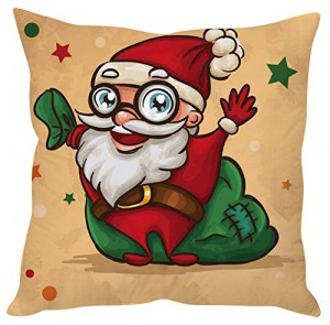 Merry Christmas Cushion V6