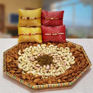 Dryfruits for Loving Brothers