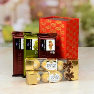 Temptation With Ferrero Rocher Chocolate Box