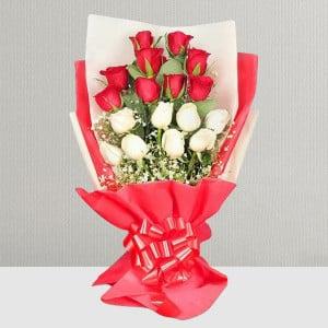 Valentine Roses Bouquet